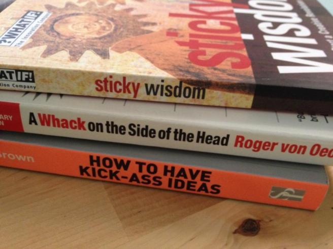 Pugtato's must read creativity books