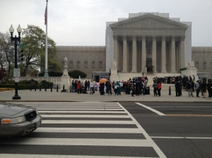 supreme court hearing myriad genetics