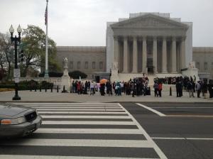 supreme court hearing myriad genetics