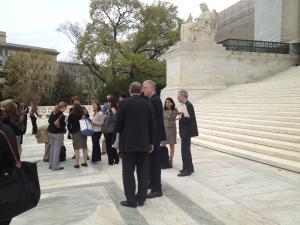 Francis Collins supreme court