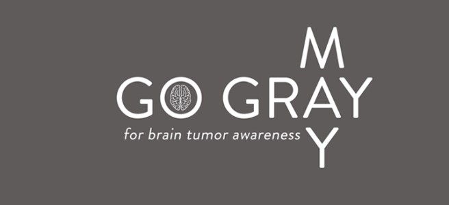 brain tumor awareness month
